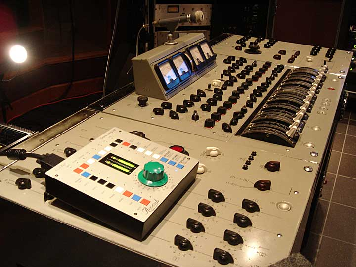 Best Mixing Consoles Great Recording Engineers And